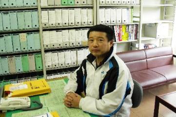 盛岡大学附属高等学校進路指導課長 吉清水 克博先生